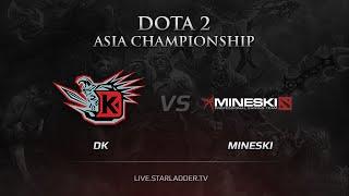 Mineski vs DK, game 1