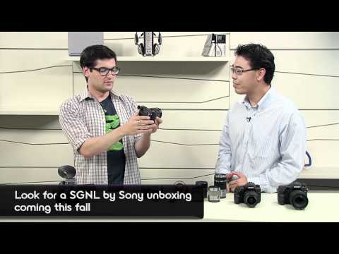 Sony Alpha NEX 7 | Compact Interchangeable Lens Camera With 24.3 Megapixel Resolution