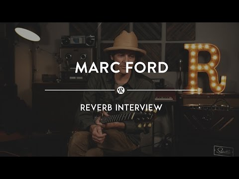 Marc Ford (ex. Black Crowes) Talks Blues Rock Tones | Reverb Interview