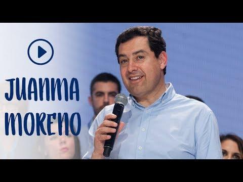 Juanma Moreno anuncia un paquete de reformas para crear 600.000 empleos