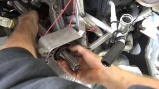 7. XF1100 jackshaft install
