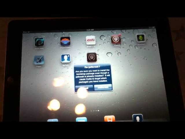 How to Jailbreak iPad iOS 9.0+