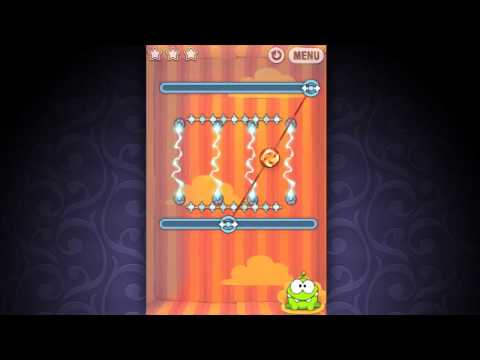 App análisis: Cut the Rope para iPhone e iPod Touch