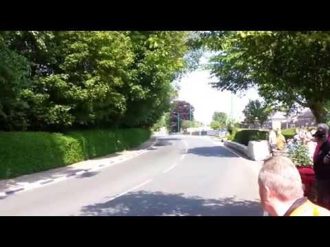 2015 Subaru WRX STI Sets A New Isle of Man Record