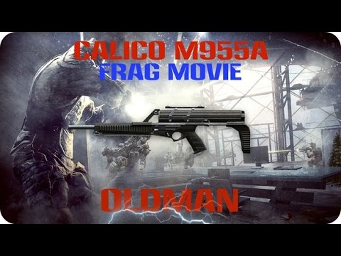 Warface CALICO M955A Frag Movie [Oldman]