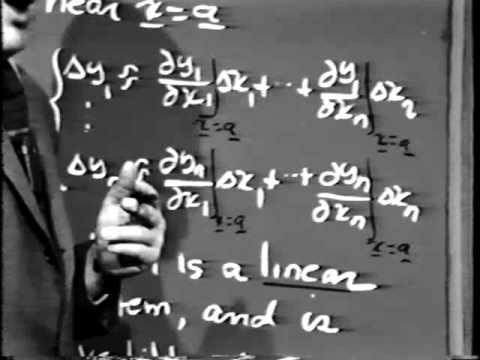 Teil IV: Matrix Algebra Lec 4 | MIT Infinitesimalrechnung Revisited: Multivariable Infinitesimalrechnung