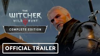 The Witcher 3: Wild Hunt - Complete Edition - Launch Trailer by GameTrailers