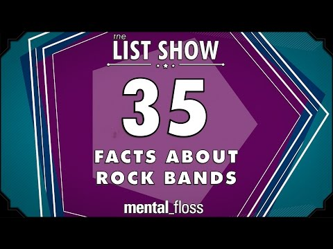 35 Interesting Facts About Rock Stars