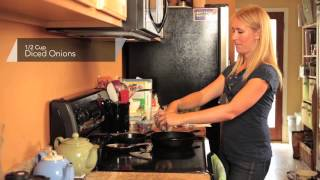 Season 1: Swiss Chard Quesadillas Recipe. Part of the series: Grow. Cook. Eat.. Swiss chard straight from the garden makes a...