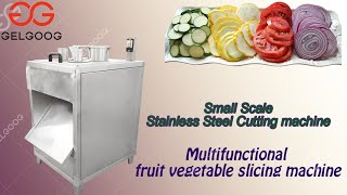 Banana Chips slicer high yield rate Vegetable cutting machine youtube video