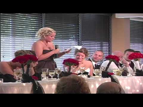 Best Maid of Honor Speech!