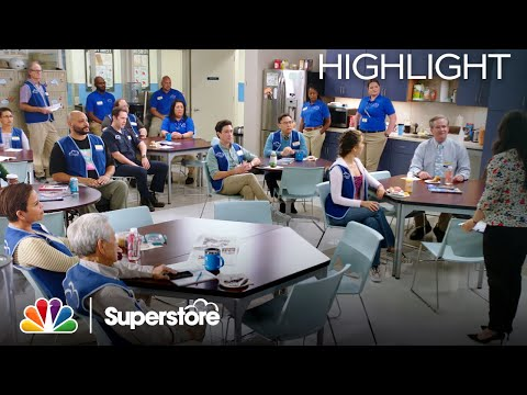 News of the Pandemic Hits Cloud 9 - Superstore