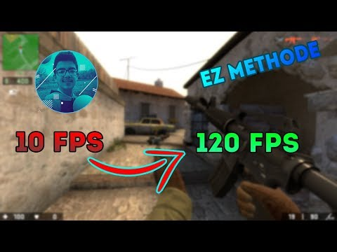 New Methode How to boost Your Fps in Cs Source 100% Worked 2018