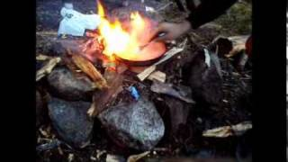 Iranian Survival Features Of Bushcraft Sweden