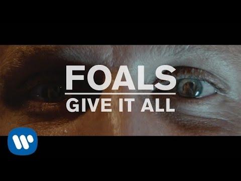 Tekst piosenki Foals - Give it all po polsku