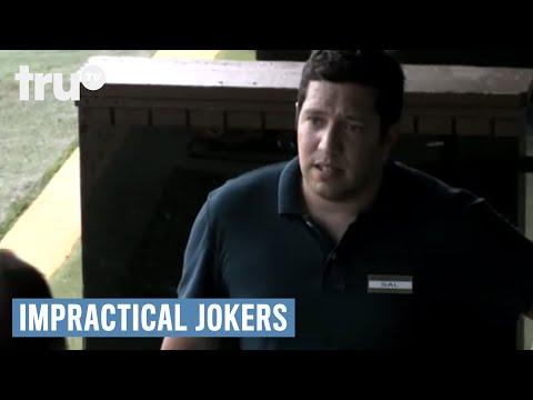 Impractical Jokers – The Guys at the Driving Range