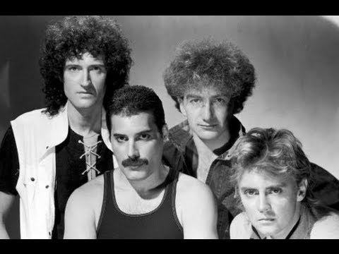 Queen - Under Pressure (Official Video) (видео)