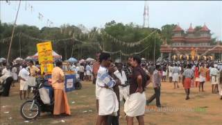 Click to view the video of Kannambra Vela festival at Sree Kurumba Bhagavathi Temple