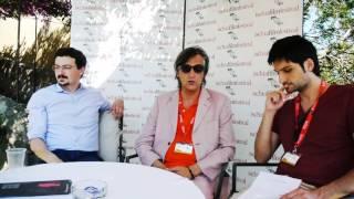 Paride Leporace, Delio Colangelo - Convegno Cineturismo IFF 2013