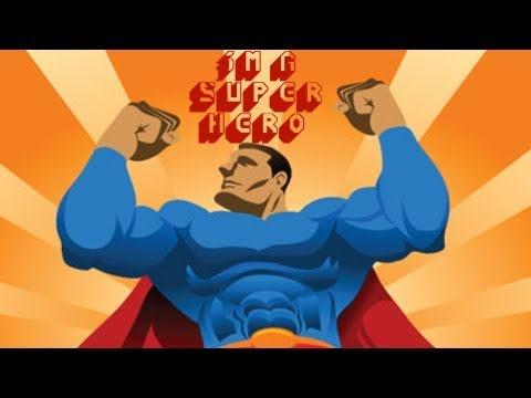 I'm A Super Hero ! 😂COMEDY😂 David Spates
