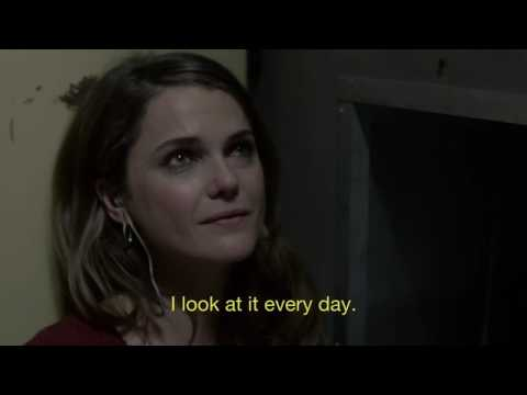 The Americans 1x13 - Elizabeth listens to her mother's tape