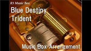 Nonton Blue Destiny Trident  Music Box   Anime Film Film Subtitle Indonesia Streaming Movie Download