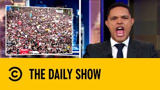 Hong Kong Protests' Immediate Pay Off   The Daily Show with Trevor Noah