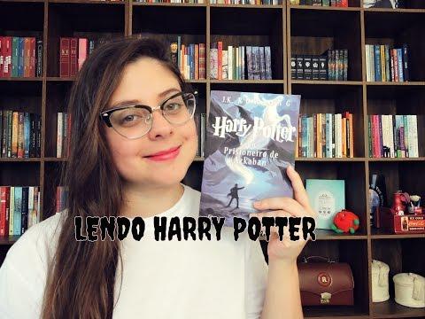 Harry Potter e o Prisioneiro de Azkaban| Lendo HP