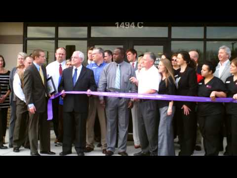 Doctors Express Ribbon Cutting