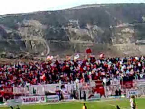 BARRA DE FIERRO  vs HINCHADA AURINEGRA (BARRIO 630) - Barra de Fierro - Huracán de Comodoro