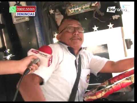 ATM realizó control a buses que cubren ruta de Durán