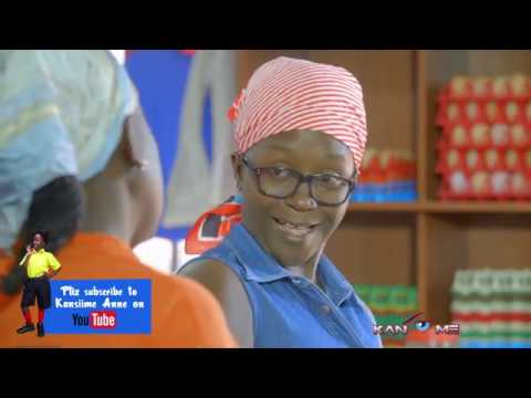 The Chief Adviser. Kansiime Anne. African Comedy.