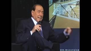 Silvio Berlusconi racconta come è diventato imprenditore - Raro - Sottotitolato