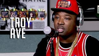 Video Ebro, Laura & Rosenberg grill Troy Ave on album sales and attitude. MP3, 3GP, MP4, WEBM, AVI, FLV Agustus 2018