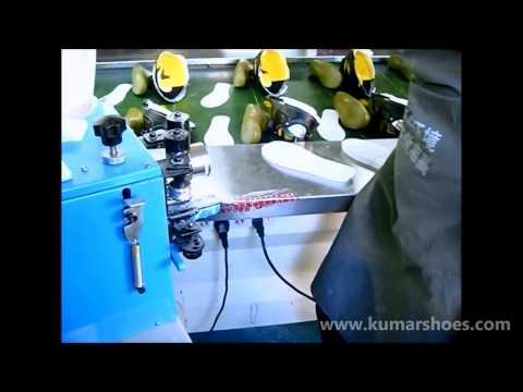Gluing Machine for Insole Sheet Texon