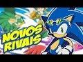 Os Novos Rivais De Sonic Riders