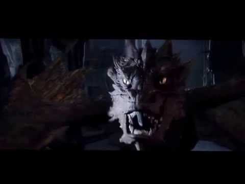 Bilbo - The final conversation shared between Smaug and Bilbo near the films end. Oh and let's not forget Thorin. You can watch a re-uploaded version that doesn't sh...