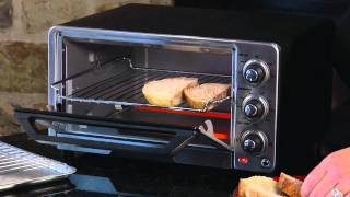 Custom Classic™ Toaster Oven Broiler Demo Video Icon