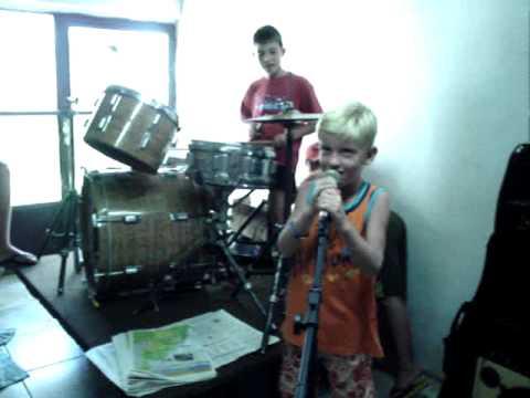 Jovens Músicos em Sinimbu