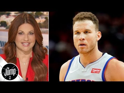 Video: Blake Griffin needs to stop being nice to the Clippers and own the petty - Rachel Nichols | The Jump