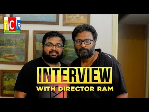 Director Ram's Taramani Exclusive Interview -