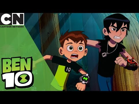 Ben 10 | Ben And Kevin Join Forces! | Cartoon Network UK 🇬🇧