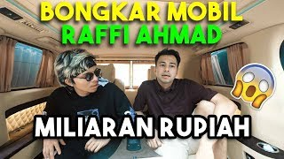 Video BONGKAR MOBIL RAFFI AHMAD. Modifikasi Miliaran Rupiah! #AttaBongkarMobil MP3, 3GP, MP4, WEBM, AVI, FLV April 2019