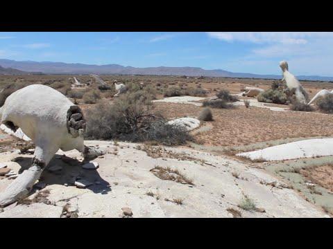 Dinosaur Park – ABANDONED in the California Desert