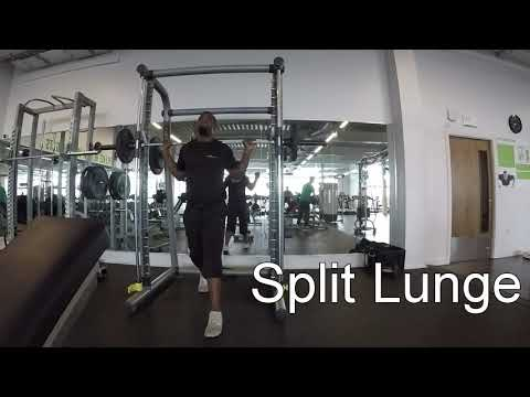 Smith Machine Basics