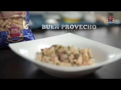 Video - Receta de Macarrones con queso Roquefort