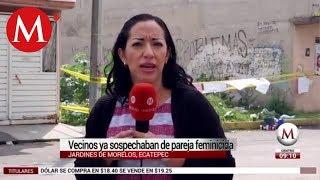 Predio donde feminicidas arrojaron restos de víctimas en Ecatepec