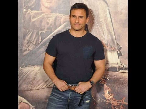 We've not made the film against Pakistan or any other country : Saif Ali Khan