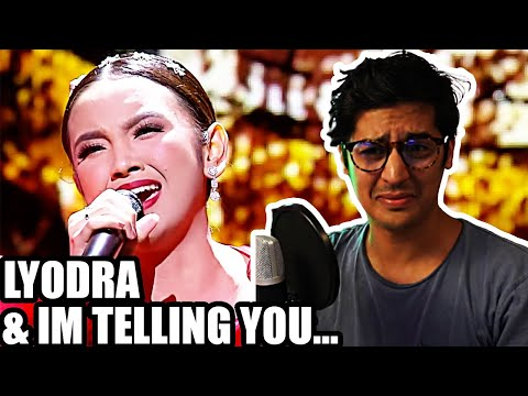 LYODRA - AND I'M TELLING YOU I AM NOT GOING - RESULT & REUNION - Indonesian Idol … видео