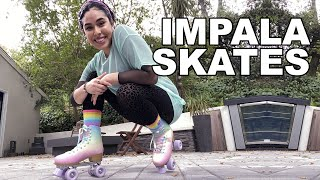 Unboxing My IMPALA Roller Skates by Tiffyquake